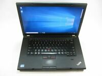 Lenovo ThinkPad laptop W520 Core i7 2nd Gen 8GB RAM 500GB HDD Win 7 Pro