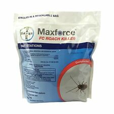 New listing 72 Maxforce Fc Cockroach German Roach Bait Stations Pest Control