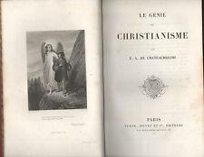 Le Génie du Christianisme par François René de Chateaubriand