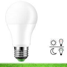 LED Auto Light Bulb Dusk To Dawn Energy Saving Lamp Bulb 5W E27 B22 Home New