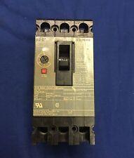 SIEMENS CIRCUIT BREAKER 125 AMP 600 V 3 POLE ED63A125