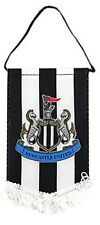 NEWCASTLE UNITED F.C OFFICIAL PRODUCT CAR HANGING MINI PENNANT ONE SIZE SMALL