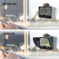 TFY PU Anti-Glare GPS Navigator Sunshade for Garmin Nüvi GPS Navigator 7 Inch