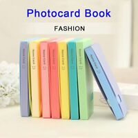Large Capacity Portable Card Stock Lomo Card Holder Photo Album Photocard Book