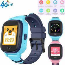 4G Smart Watch Kids Safe Smartwatch SOS Voice Call GSM SIM For Child Boys Girls