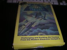 F-15 Strike Eagle Microprose Atari 800/XL/XE 48K Computer Game complete boxed