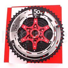 SunRace CSMZ90 12 Speed 11-50t Bike Cassette fit Shimano SRAM Eagle Black