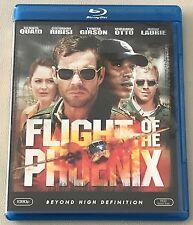 Flight of the Phoenix (Blu-ray Disc, 2009) LIKE NEW, FREE SHIPPING!!