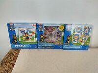 PAW Patrol 3 Pack Games Bundle with Jumbo Cards Popper Jr. Game jigsaw puzzle