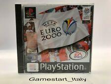 EURO 2000 - SONY PS1 - GIOCO NUOVO SIGILLATO PAL - NEW SEALED