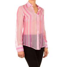 Festliche Damenblusen, - tops & -shirts mit V-Ausschnitt in Größe 46