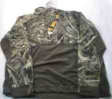 Drake Waterfowl DW2360-015-1 Est Eqwader 2Tone Pullover Max5 Camo Small 17664