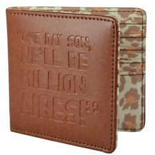 Only Fools and Horses One day son, we'll be millionaires! Gift Boxed Wallet  …