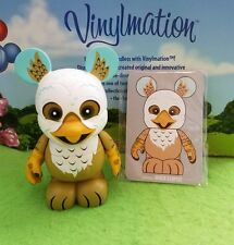 "DISNEY Vinylmation 3"" Park Set 6 Urban Chaser Griffin Eagle Monster  w Card"