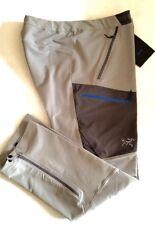 ARC'TERYX Psiphon AR Pants Men's EXtra-Large, Titan COLOR 17243 BRAND NEW, $249