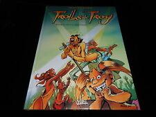 Arleston / Mourier : Trolls de Troy 8 : Rock'n troll attitude 1ère édition