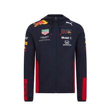 Aston Martin Red Bull Racing 2020 Team Hooded Sweat Jacket Free UK Shipping