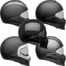 Bell Broozer Culture Full Face Motorbike Motorcycle Helmet Assorted Colors XS-2X