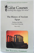 The Great Courses - The History of Ancient Egypt - Part 4 of 4 Guidebook only