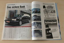 Auto Bild 23922) Tips für Volvo 850 Gebrauchtwagenkäufer - ein interessanter