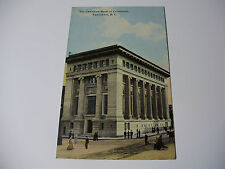 Lot44v - c1915 CANADIAN BANK of COMMERCE Vancouver POSTCARD