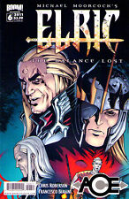ELRIC The Balance Lost #6 - Cover B - New Bagged