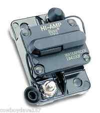 Bussman DC Circuit Breaker 60 Amp Surface 184060F Bussmann Cooper CB184F-60