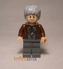Lego Ollivander from set 10217 Diagon Alley Harry Potter Minifigure NEW  hp119