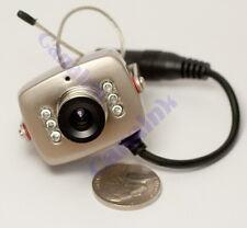 Spy Camera Night Vision Wireless Cam Nanny Cordless Nightvision Surveillance