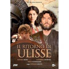 Dvd IL RITORNO DI ULISSE - (2013) (Box 2 Dvd) Serie Tv ......NUOVO