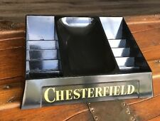 Vintage Bakelite Chesterfield cigarette Store Counter Display Tobacco
