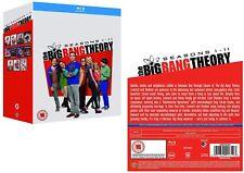 THE BIG BANG THEORY 1-11 2007-2018 Comedy TV Seasons Series BLU-RAY Region Free