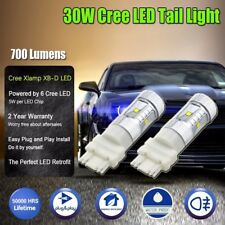 Tail Lights LED Bulb Ford Parts Car 30W 3157 for 2001-2016 Ford Escape Canbus