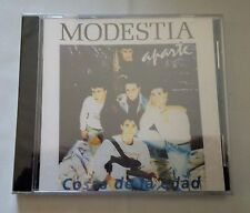 MODESTIA APARTE - COSAS DE LA EDAD - CD NUEVO Y PRECINTADO - POP