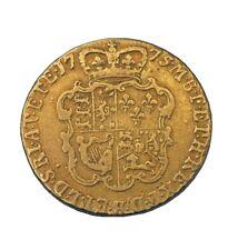 1775 GEORGE III FULL GUINEA 22CT GOLD COIN