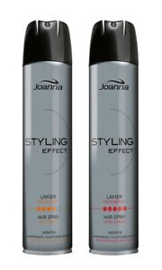 JOANNA STYLING Effect HAIR SPRAY EXTRA STRONG / VERY STRONG