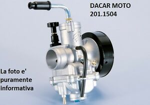 201.1504 POLINI Carburettor POLINI CP D.15 Evolution