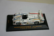 1/43 AUDI R8 CHAMPION RACING #2 3RD 2004 24 HOURS OF LE MANS LEHTO PIRRO CANON