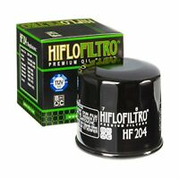 Hiflofiltro HF-204 Performance Motocycle Oil Filter Cannister Black