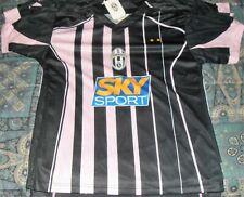 FOOTBALL PINK SHIRT Fußball TRIKOT ROT JUVENTUS-10/DEL PIERO-BOY/GIRLS 10 school