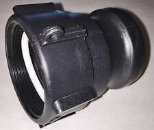 "275-330 G IBC Tote Tank HD 2""  FNPT Thread x 2"" Male Cam Lock Adapter QDC"