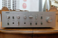 Vintage YAMAHA CA-400 Natural Sound Stereo Amplifier Made in Japan