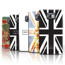 Back Case/Cover/Skin for Samsung Galaxy S2/SII/Great Britain/British Pride