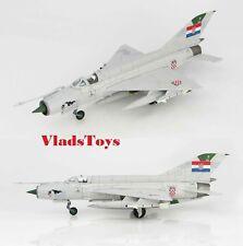 Hobby Master 1:72 MiG-21BIS Fishbed Croatian AF Avenger of Dubrovnik HA0193