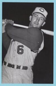 Ed Bailey Cincinnati Reds Vintage Baseball Postcard PP00787