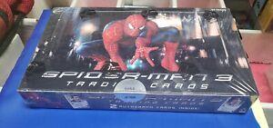 Spider-Man 3 - Marvel Movie - Sealed Trading Card Box - Hobby Edition - RARE