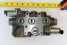 New listing New Hyster Forklift Sectional Hydraulic Control Valve 11108173429R Husco 20B12V