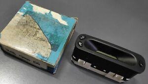 GENUINE FORD FIESTA MK4 MK5 / PUMA DASBOARD CLOCK WITH OUTDOOR TEMP. FEATURE