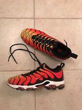 Nike Air Max Plus (TN) Colore Arancio/Rosso Numero 42 Eur ( 10 Us )