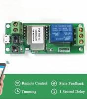 DC5v JOG Pulsante Auto Bloccante Controllo Remoto Smart Home Wifi Wireless